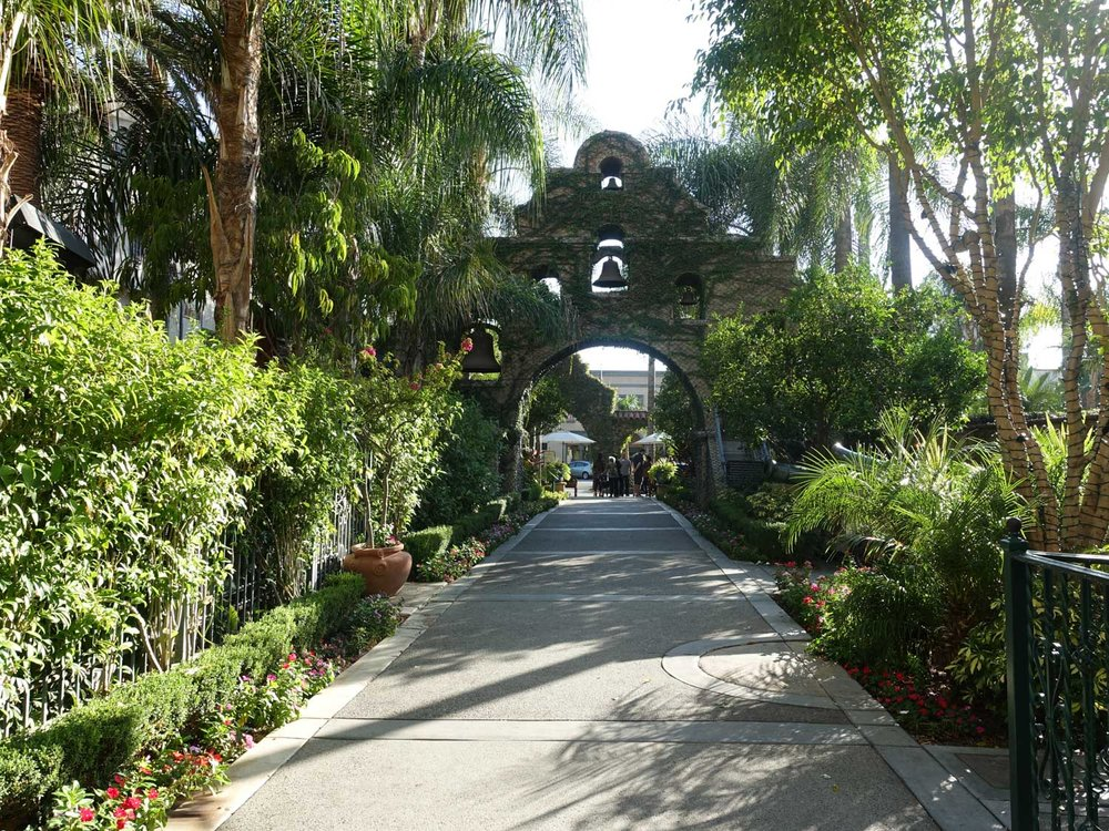 Mission Inn Main Entrance