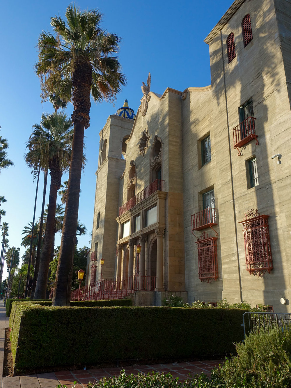 Riverside Municipal Auditorim