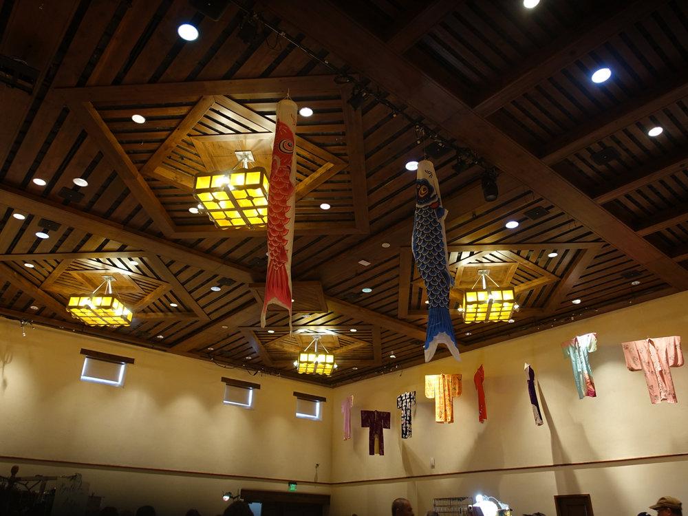Koinobori and Kimono Decorations