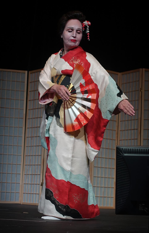 Hanayagi Japanese Dance