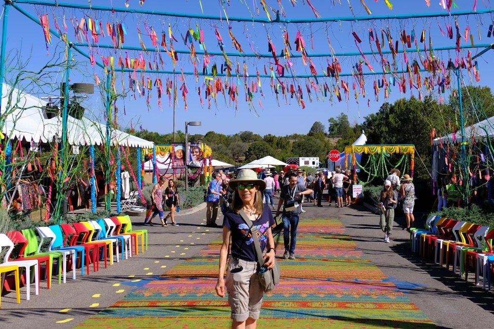 International Folk Art Market 2018