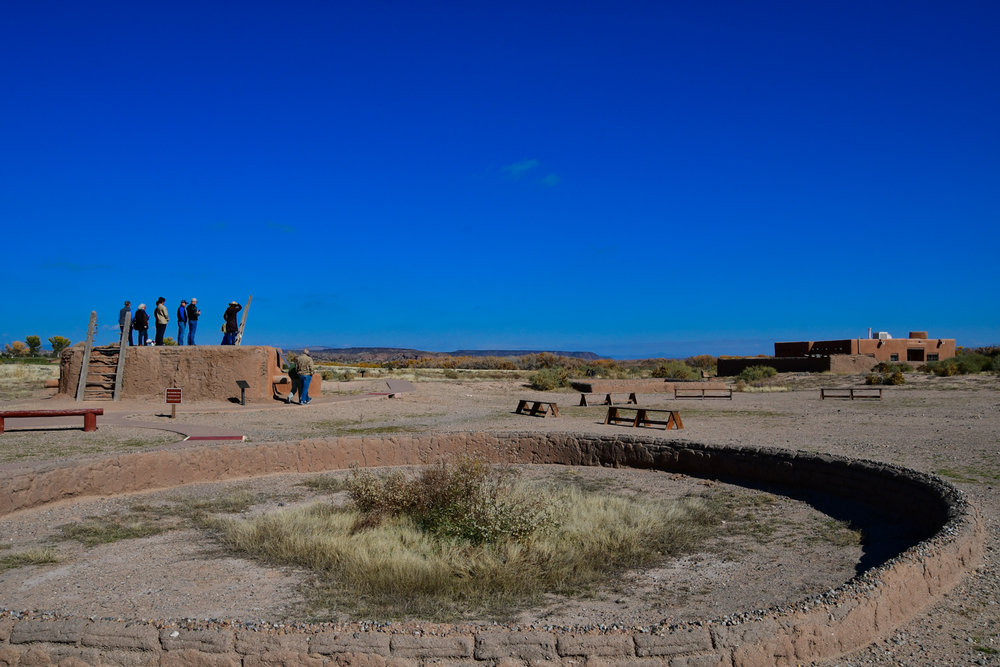Ruins Footprint