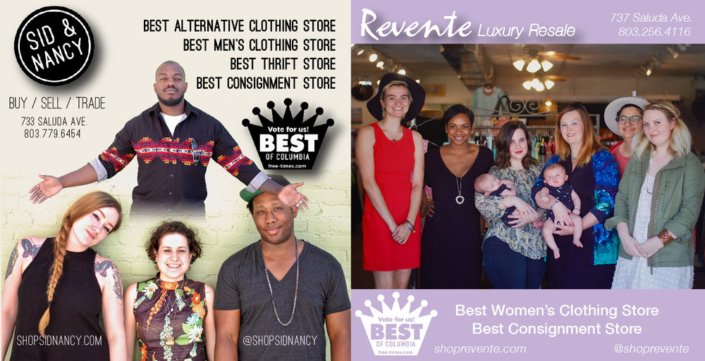 "Revente LLC - ""Best of 2017 Ad"""