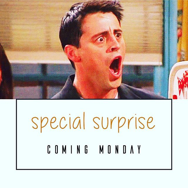 Something special is coming Monday.  Keep an eye out on our Instafeed.  #websitedesign #websitedesigner #creative #surprise #special #creatives #mondaymadness #smallbusiness #smallbusinessowner #mompreneur #girlboss #entrepreneur #graphicdesign #southerncreative #southerncreativedesign
