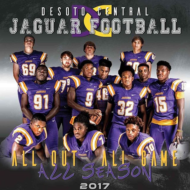 Another peek from the #dchsjags football #graphicdesign pieces.  #toughguys #boysoffall #dchs #gojags  #smallbiz #entrepreneur #girlboss #mompreneur #southerncreative #supportlocal #webdesign