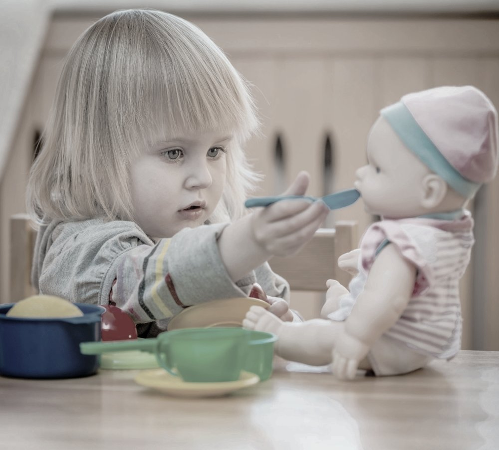 How can toys change gender stereotypes? -