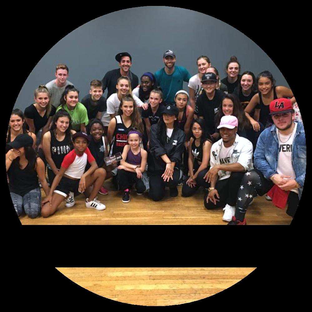 Maverick Dance Project Class Footage