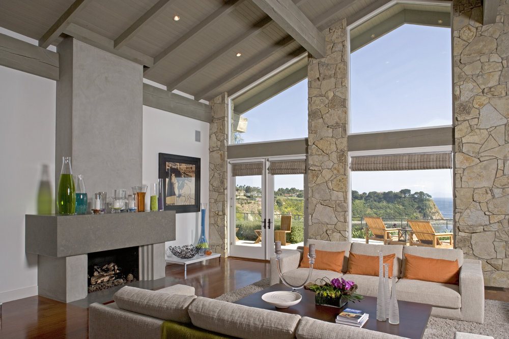 A room with a view - Rocky Point Road, Palos Verdes,