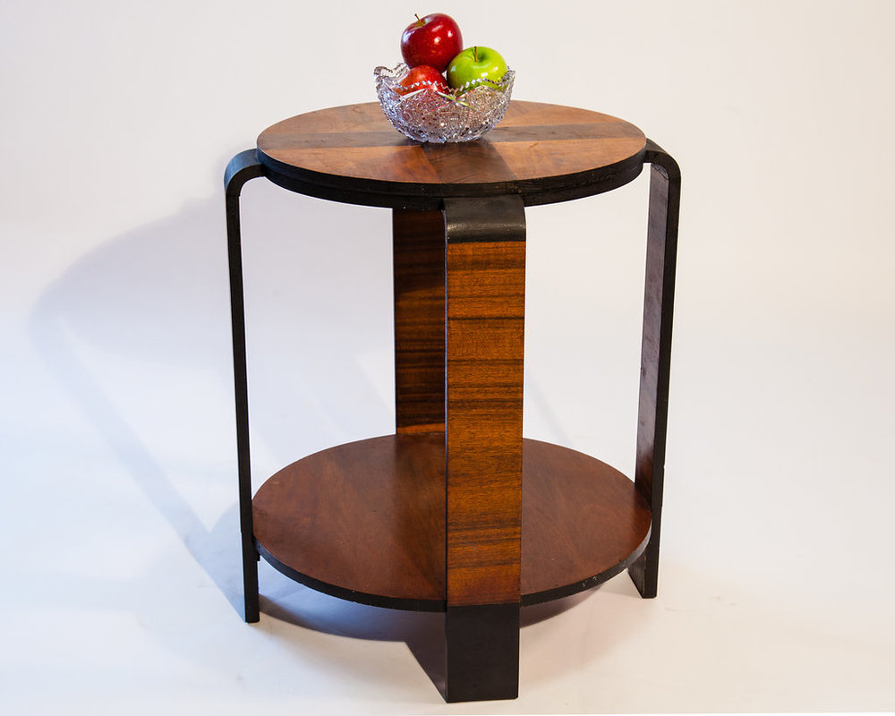 1960s Art Deco End Table