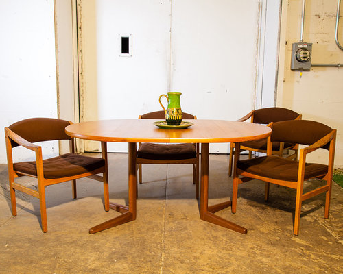 Strange Kitchen And Dining Room Mid Century Danish Modern Download Free Architecture Designs Aeocymadebymaigaardcom