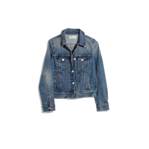 #10 - Madewell Shrunken Stretch Jean Jacket