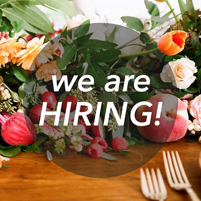 Are you social media savvy and interested in the Los Angeles food scene? We're looking for a ✨SOCIAL MEDIA COORDINATOR✨ and this may be the position for you! With this opportunity, there are tons of room for growth and advancement. Duties include: Managing our Instagram, Facebook, Twitter, and Pinterest accounts • Developing creative and engaging content for our followers and brand • Copywriting for our social media accounts, newsletter, and blog • Researching different social media trends within the culinary world • Taking photos and videos at our events, and styling photoshoots with Chef Pace in the kitchen • and more! 1+ year in social media/marketing is a plus! Graphic design experience is a plus! Must have laptop and be LA local. Are you, or someone you know, the super star we're looking for? Send over your resume and cover letter to events@tasteofpace.com, or call (213) 537-0056!  #hiring #jobs #losangeles #socialmedia #instagram #marketing #social #dtla #werehiring #careers #jobhunting #jobhunt #facebook #twitter #cheflife #food #foodie #events #job #listings