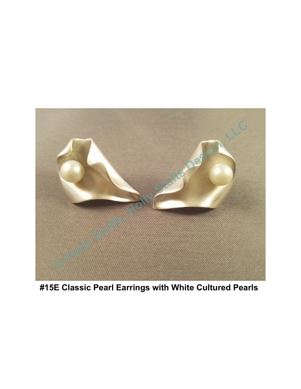 #15E Classic Pearl Earrings with White Cultured Pearls.jpg