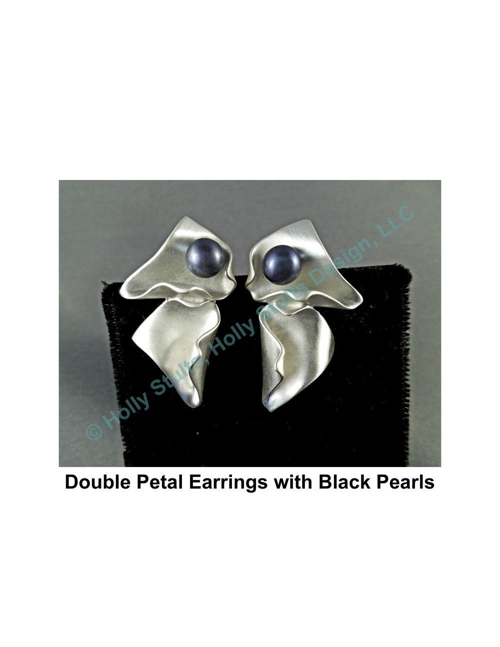 Double Petal Earrings with Black Pearls.jpg