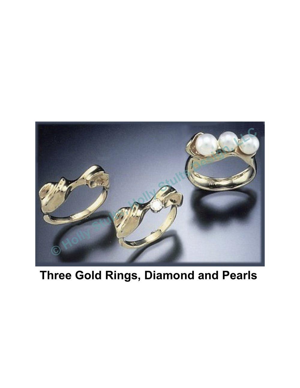 Three Gold Rings, Diamond and Pearls.jpg