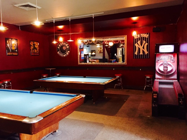 Eastside Billiards Bar