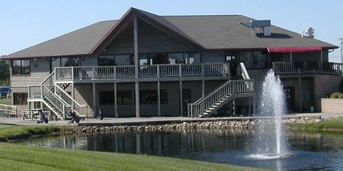 BURT'S CLUBHOUSE AT WESTRIDGE GOLF COURSE NEENAH, WISCONSIN