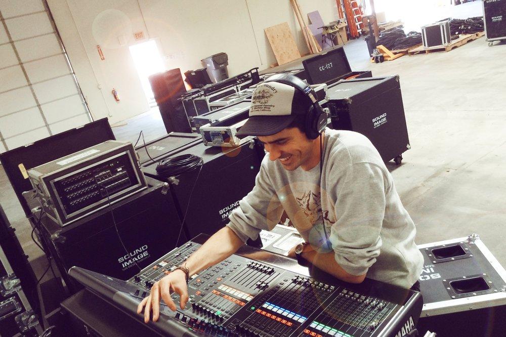 Sebastian+Poux+Sound+Engineer