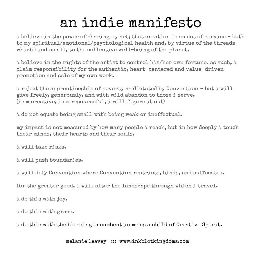 indie manifesto image