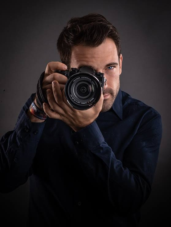 Michael Yaneff, Owner and Lead Photographer