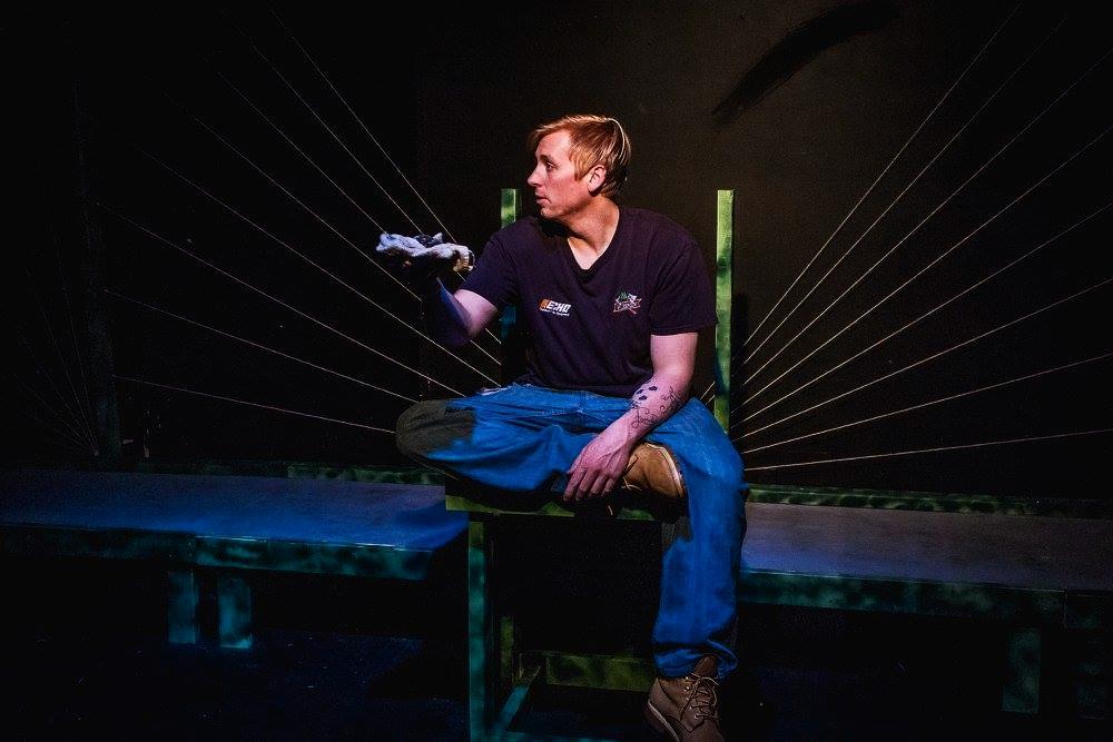 Bone Cage (Matchstick Theatre 2017)