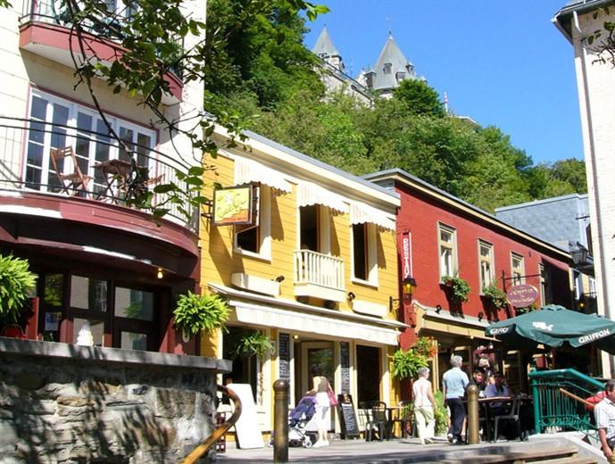 Photo: Quartier Petit Champlain