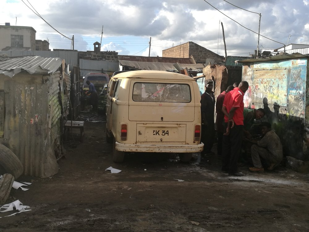 Moha's Garage in Eastleigh