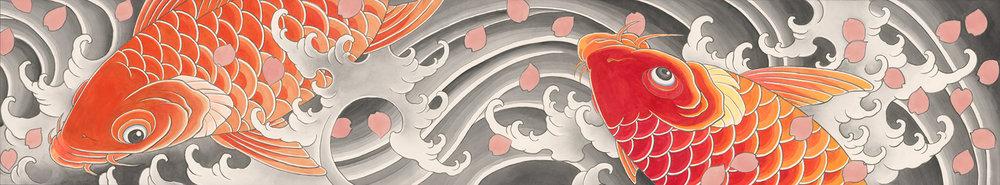 Panel art by Horifuji