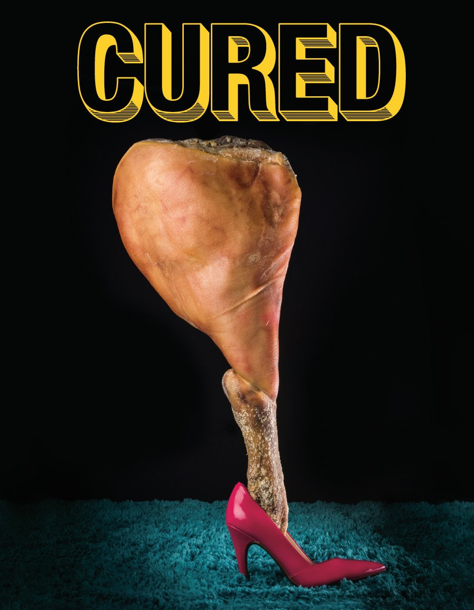 CURED MAGAZINE - Cured was the first magazine to focus exclusively on the ways that food and drink have been prepared through fermentation, preserving and, of course, curing. It explored curing not as a niche or a fad, but an actual movement that traces its methods back through millennia.