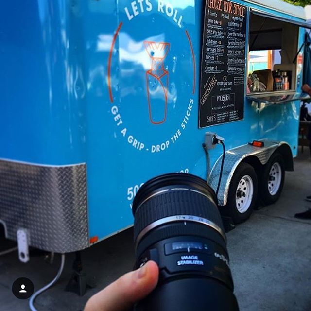 Where is your lunch/dinner photo shoot taking place today? Make it Let's Roll! Don't forget to tag us so we can repost. #letsroll