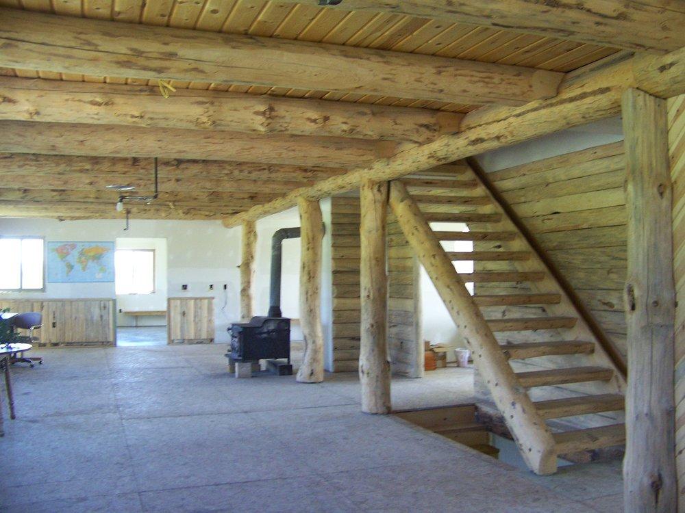 Amish Grand Room