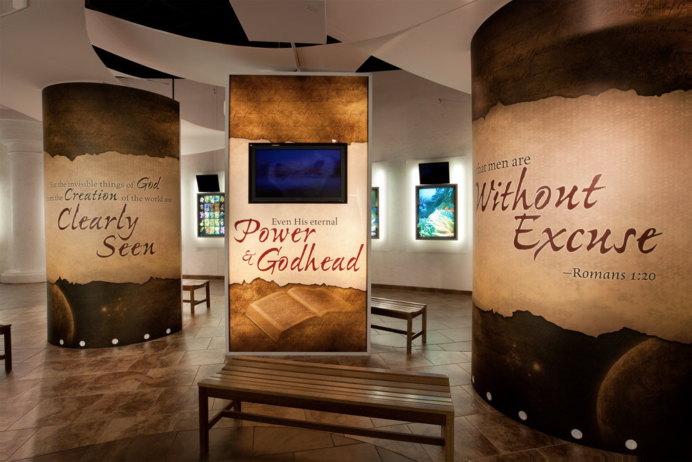 Creation Museum, Petersburg, KY - GateWay Tours