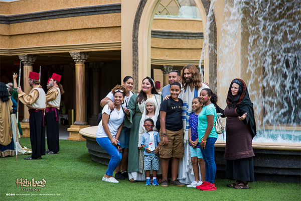 The Holy Land Experience, Orlando, FL - GateWay Tours