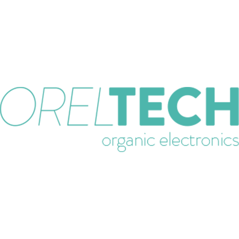 Orel Tech   OrelTech has developed a completely new conductive ink that does not use nanoparticles and does not require heat for curing.   Location:  Ness Ziona, Israel