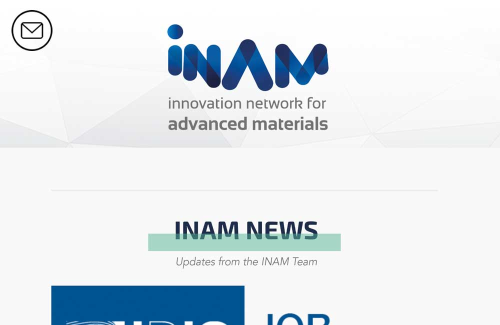 INDUSTRY UPDATES - We will keep you updated on relevant activities in the field of advanced materials, e.g. forums, conferences, workshops, etc… We will also send you monthly newsletters to keep you in the loop!