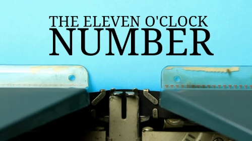 The Eleven O'Clock Number - 10 min Comedy. 1W 1M.After many ominous texts from his wife Gigi, Dan takes a weekend leave from his job as a cruise ship crooner to see if he can head off a marital shipwreck. There's big trouble in Brooklyn. A nearly empty apartment and a female more demanding than his wife make this homecoming a stormy one. Is this marriage sunk?