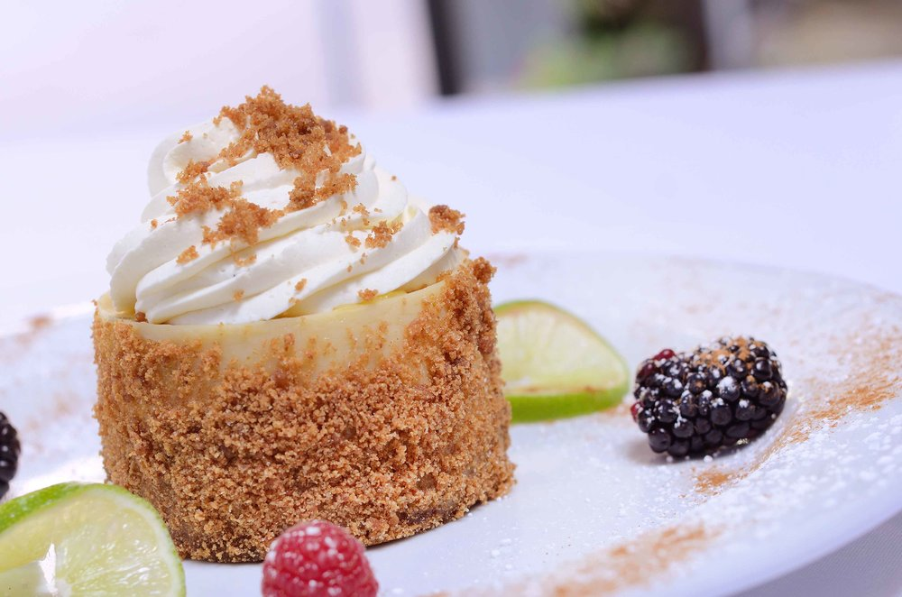 Tangy Key Lime Pie