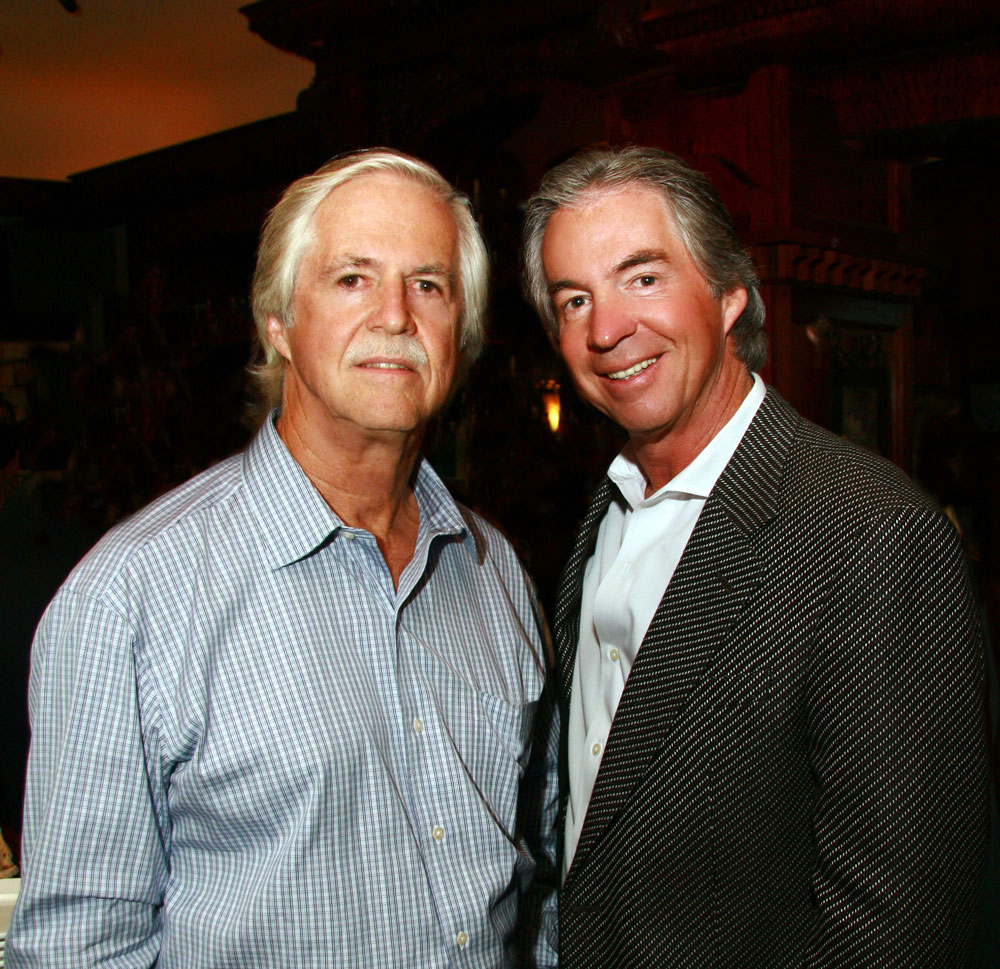 Owners Bob and Gregg Smith