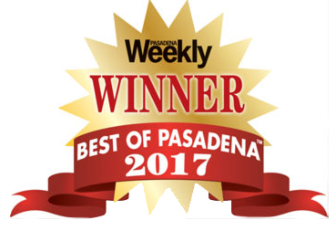 Pasadena Weekly Best of Winner