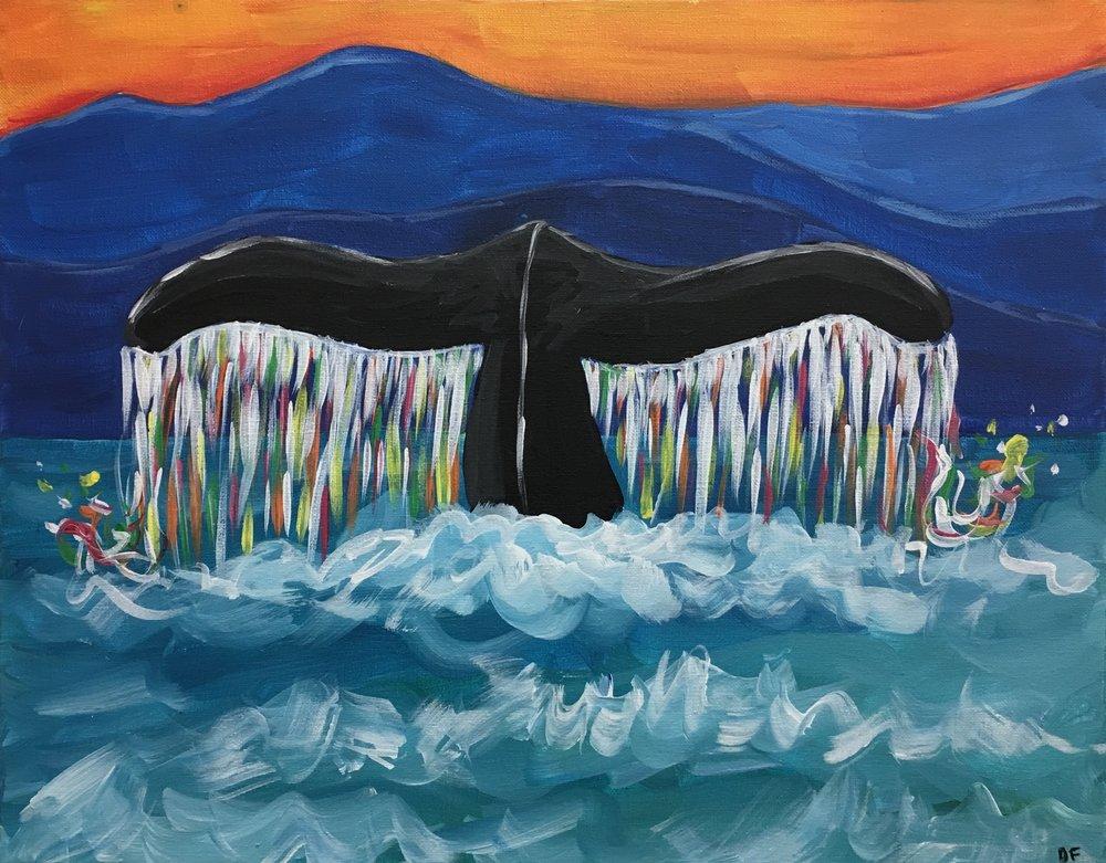 Fluke (Whale Tail)