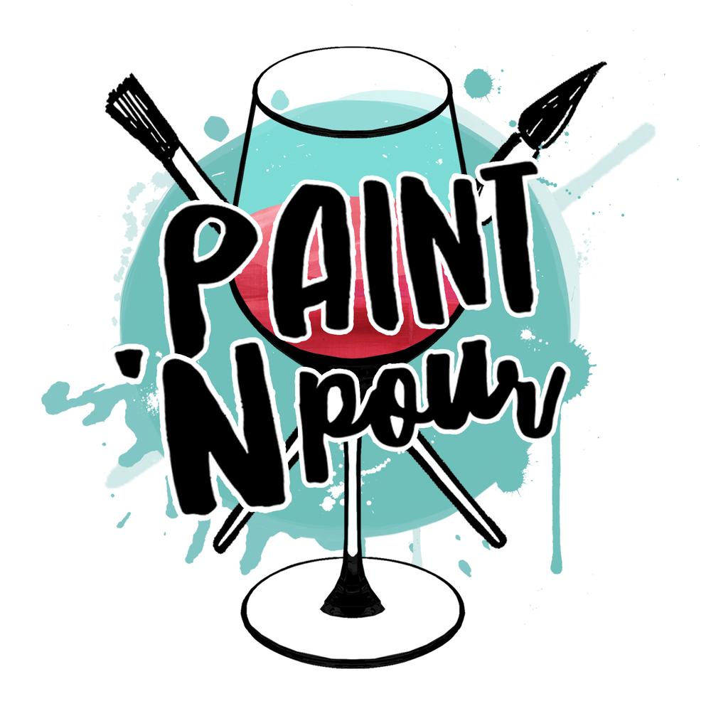 Paint 39 n pour for Paint n pour