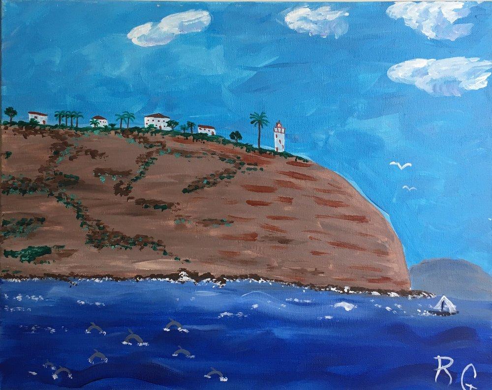 Pointe Vicente