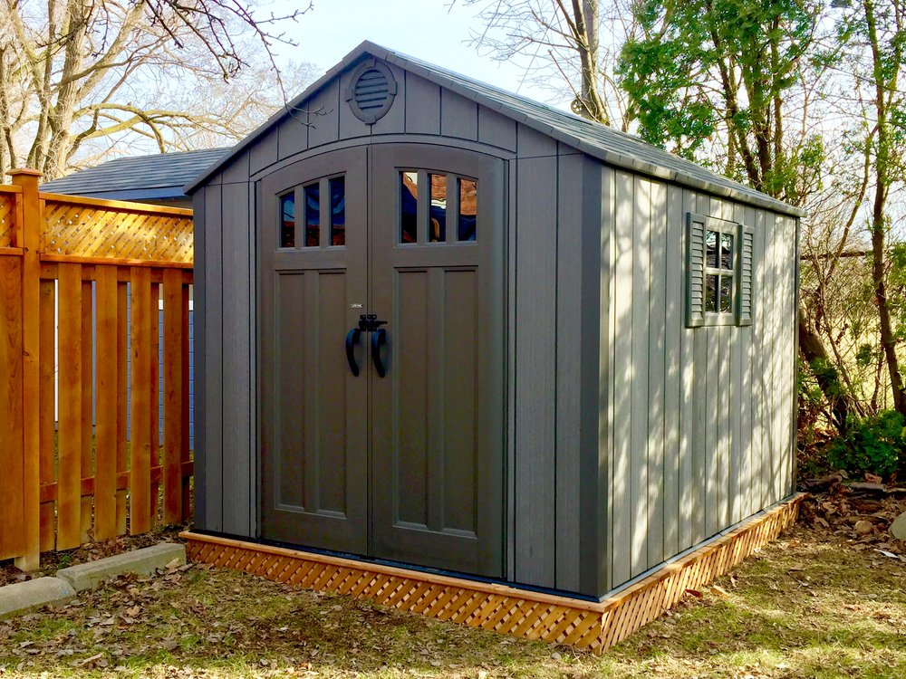 shed-built-with-pressure-treated-wood-base