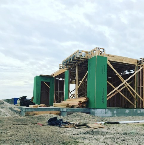 We are excited to share construction progress at our first self developed community, The Camp at Sunflower Beach! 🏝🏄‍♂️