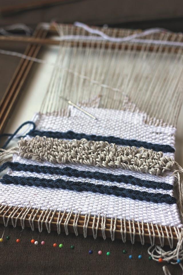 Tapestry Weaving Hello Hydrangea