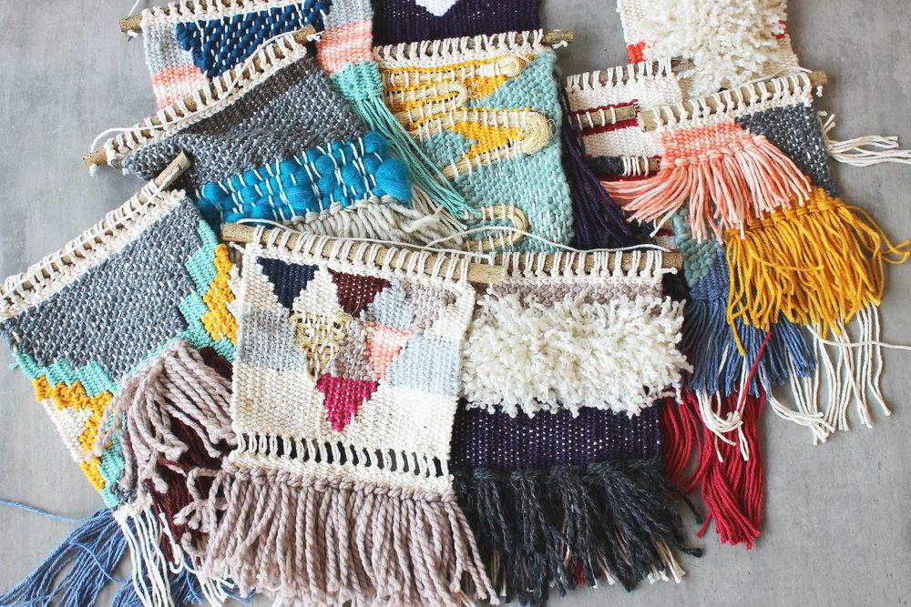 online weaving class basics 3