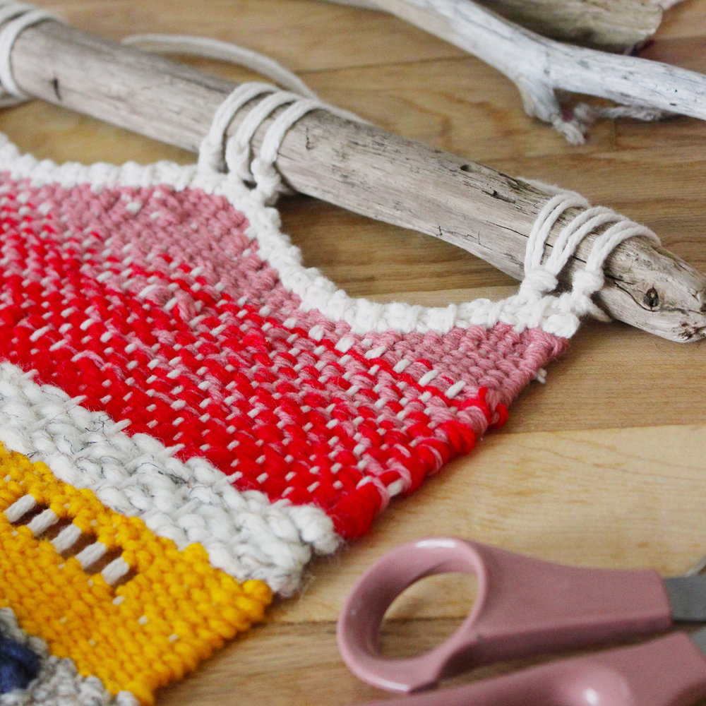 online weaving intermediate class