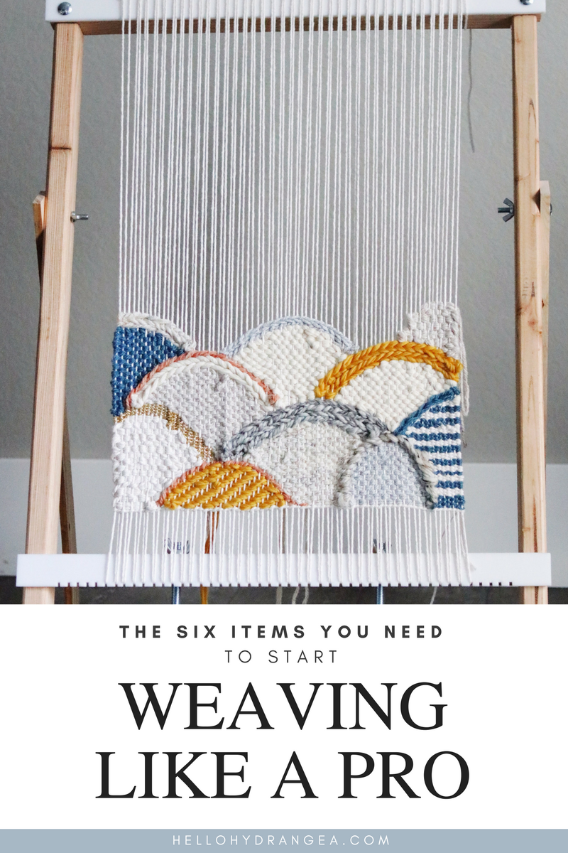 Learn How to Weave Beginner's Class