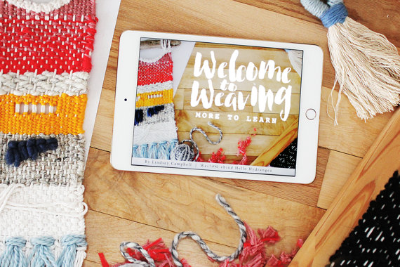 welcome to weaving intermediate video course