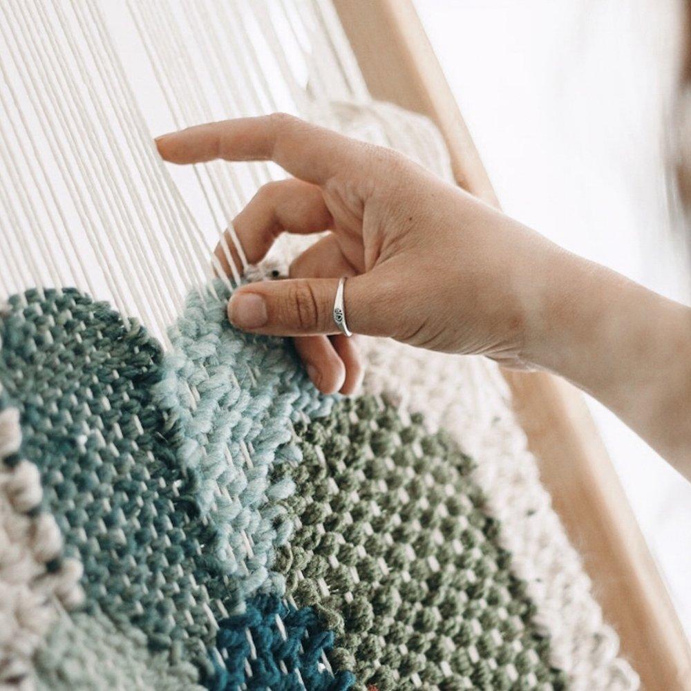 weaving video classes